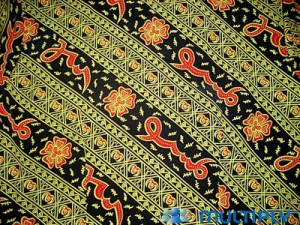 Batik Besurek 3